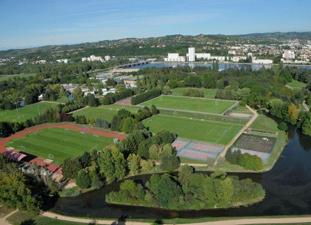 Centre d'entrainement de foot de Vichy